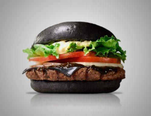 Burger King e seus hambúrgueres pretos