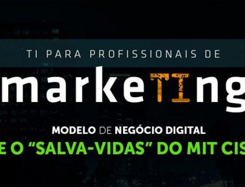 Infográfico | TI para profissionais de marketing