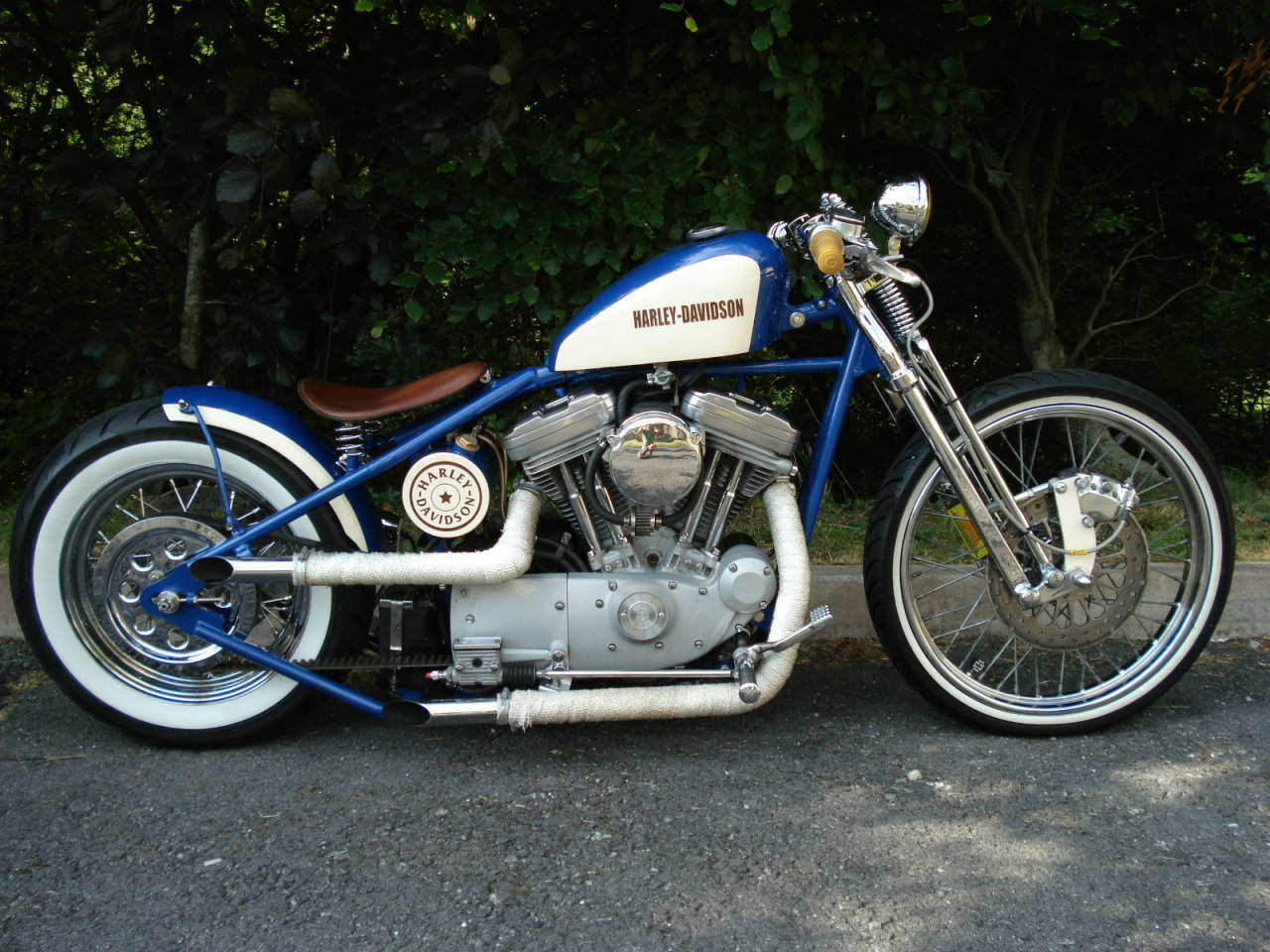 Custom Harley Davidson Trikes For Sale