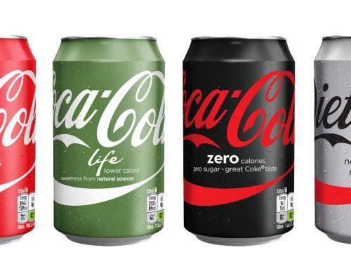 Coca-cola unifica identidade de suas embalagens na Europa