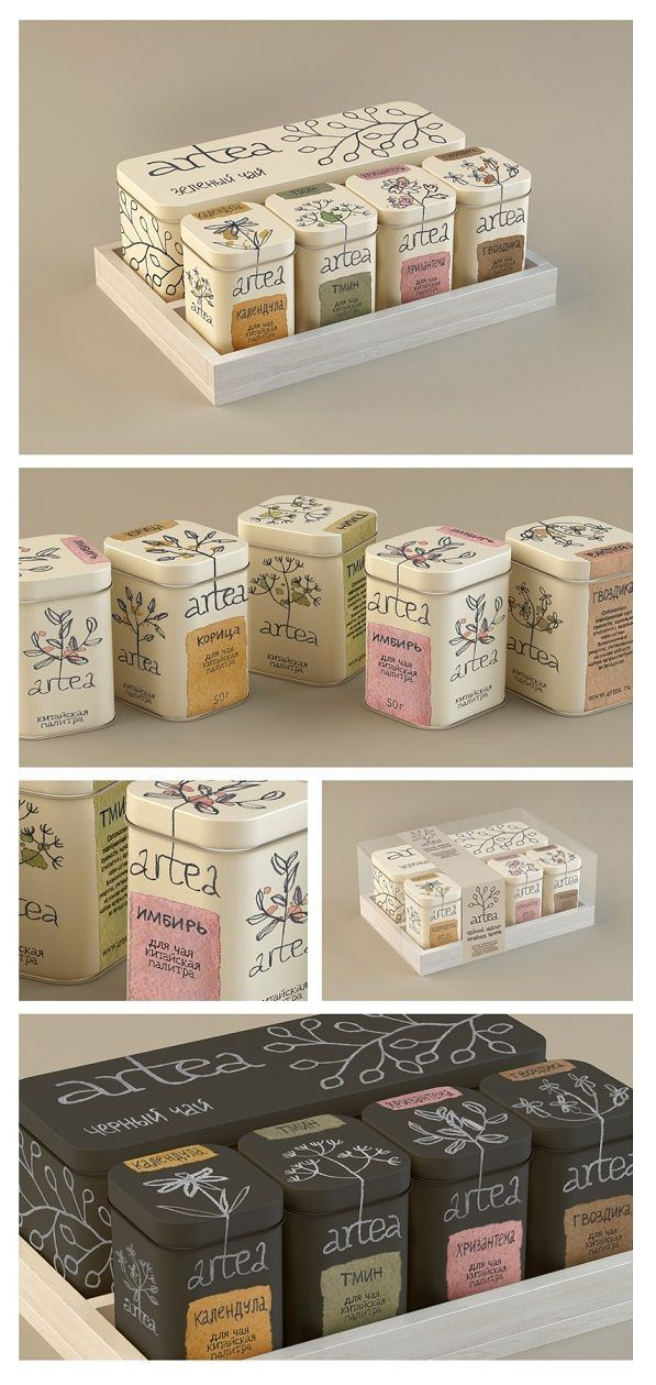 packaging-tea-creative-design