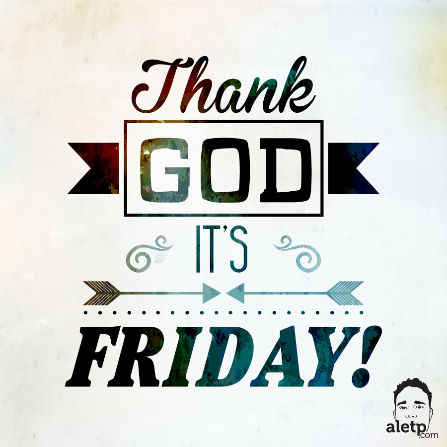 thanks-god-its-friday