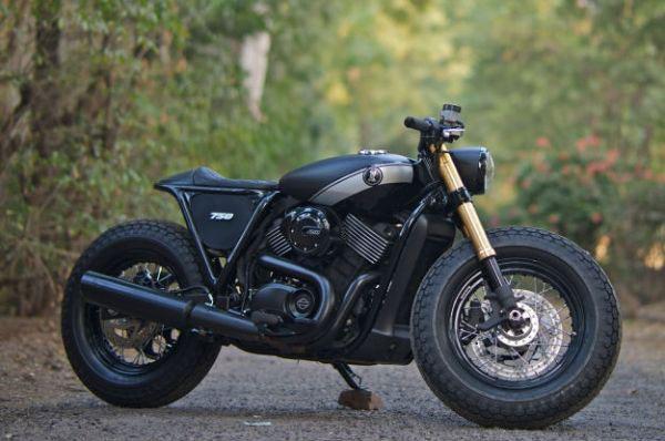 Harley-Davidson-Street-750-cafe-racer