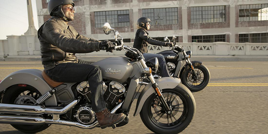 indian-scout-bikers