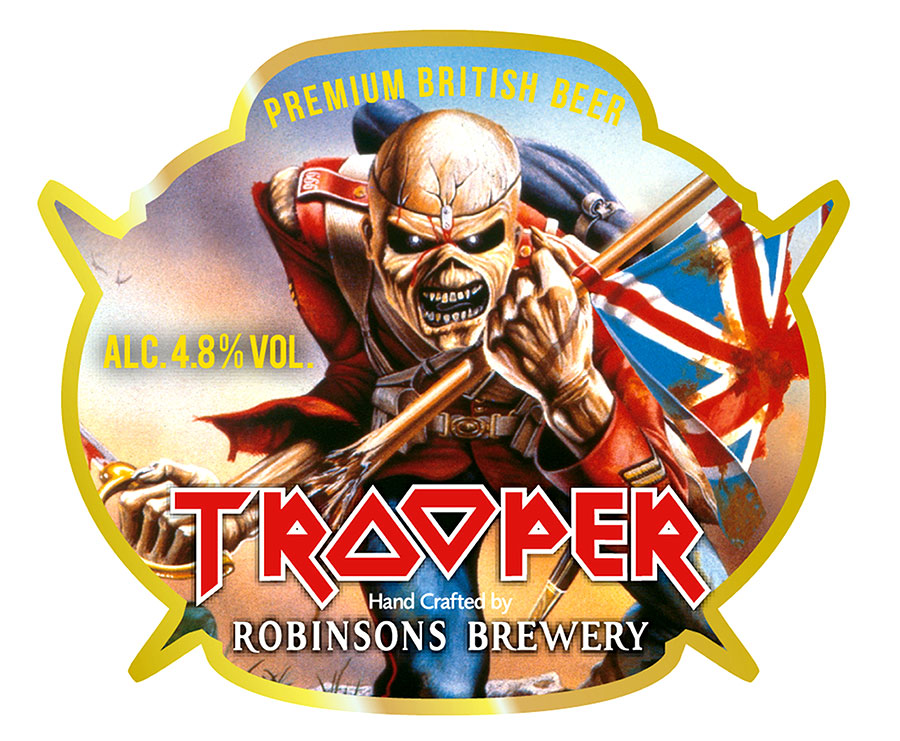 iron-maiden-trooper-ale-tag