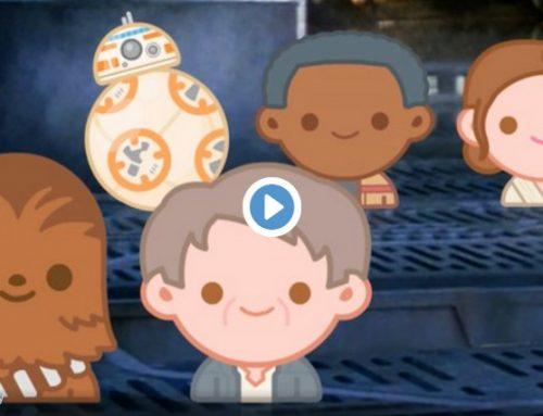 Star Wars – O Despertar da Força recontado por emojis