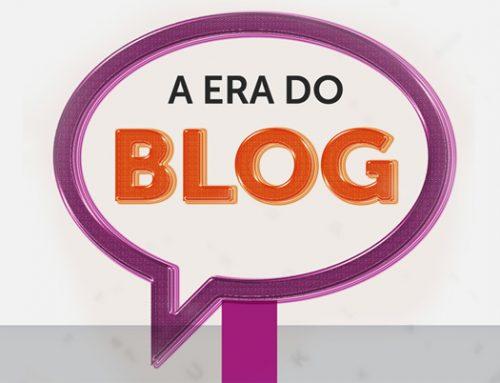 31 de agosto, dia do blog.
