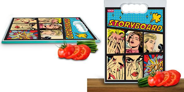 tabua-de-vidro-pop-art-storyboard-quadrinhos-hq