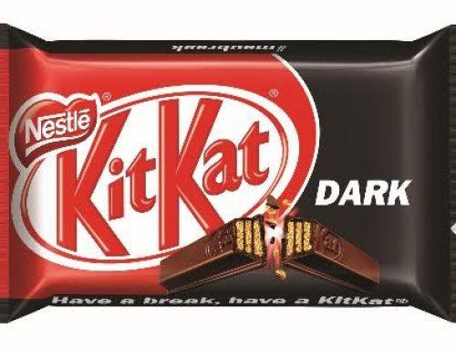 KitKat Dark chega ao Brasil