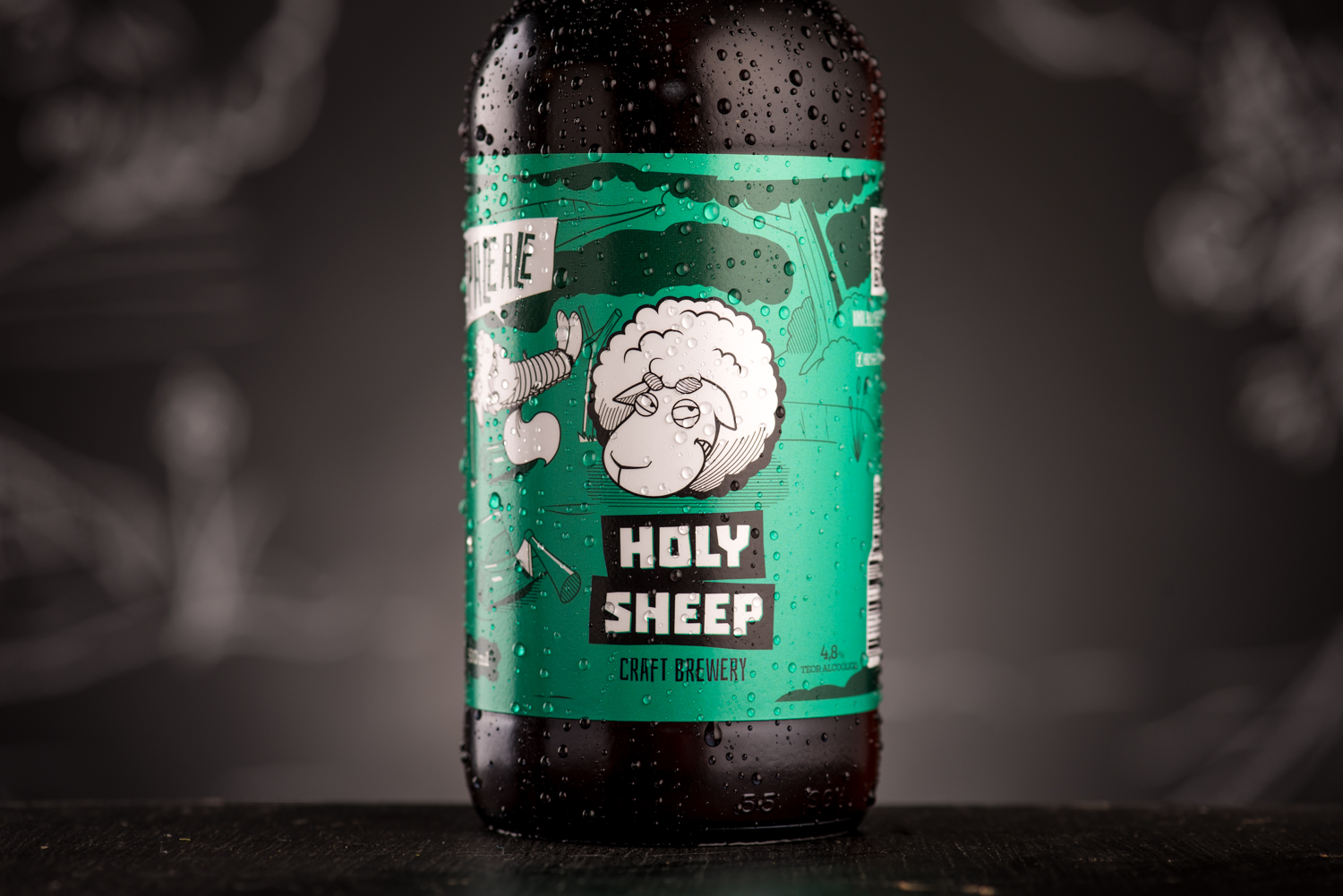 cerveja-artesanal-holy-sheep-rotulo-verde