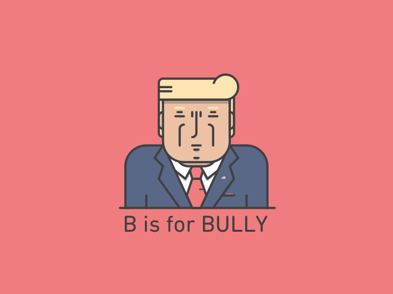 B is for Bully por Máximo Gavete