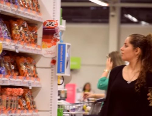 Merchandising | Prateleira falante