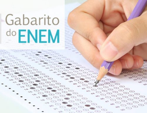 Gabarito do Enem 2016 no seu e-mail