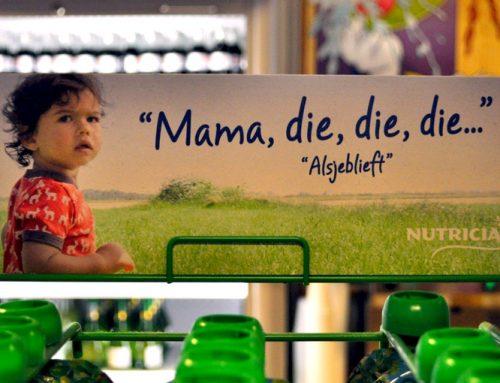 O idioma é uma barreira na publicidade
