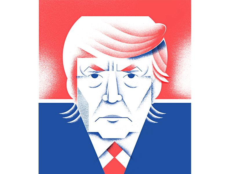 Toxic Trump porEric R. Mortensen