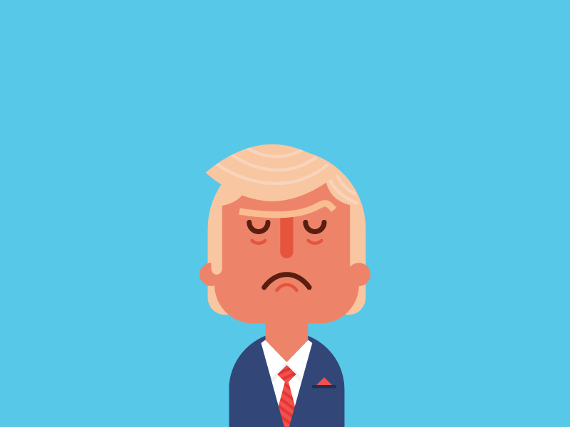 Trump por Jacob Greif