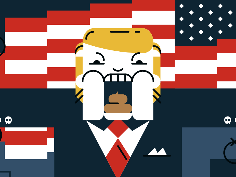 Trump porAndreasWikström
