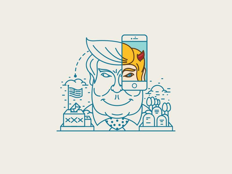 Trump Dream porTurgayMutlay