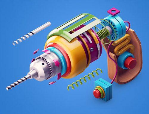 21 Ilustrações 3D de Zhivko Terziivanov
