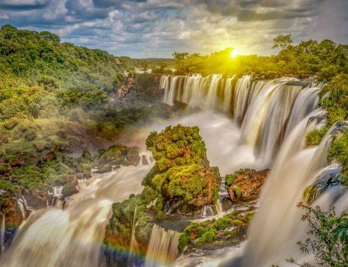 As 13 cachoeiras mais bonitas do mundo
