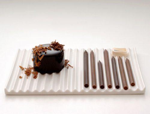 """Chocolate para """"apontar"""""""
