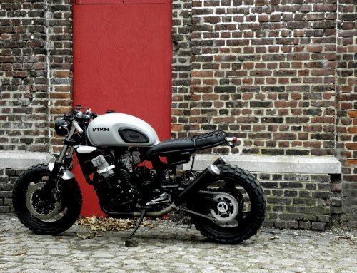 Customização: Triumph MK20 MTKN