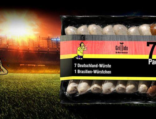Fabricante de salsichas alemãs lança kit em referência ao 7×1