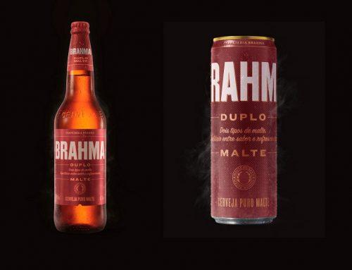 Cerveja Brahma duplo malte