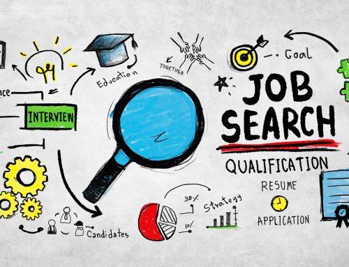 Gostaria de achar um novo emprego. O que devo fazer?